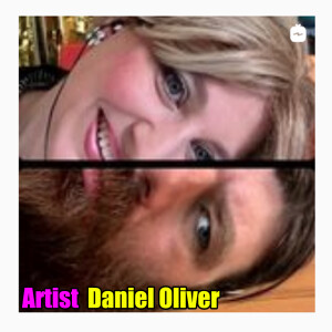 Oriana Fox interviews Artist Daniel Oliver on The O Show live edition on Instagram @mimosahouselondon