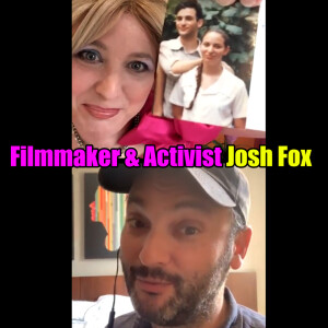 Oriana Fox interviews her brother, the Filmmaker & Activist Josh Fox on The O Show live edition on Instagram @mimosahouselondon
