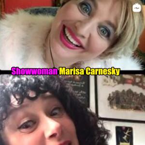 Oriana Fox interviews Showwoman Marisa Carnesky on The O Show live edition on Instagram @mimosahouselondon
