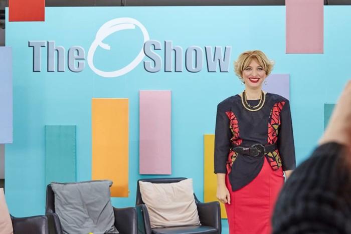 O Show Secrets logo host