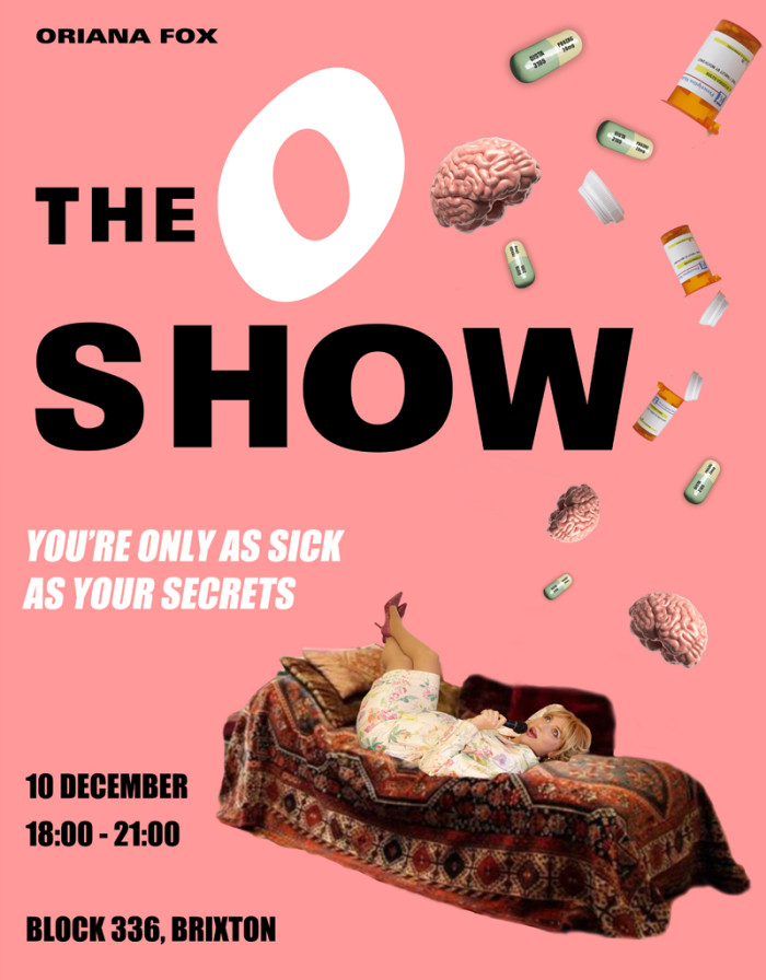 O Show Secrets portrait web