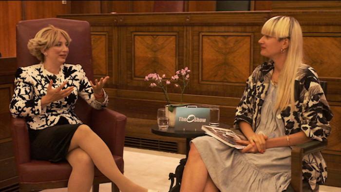 Interview with Eva Sajovic