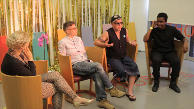 The O Show: Female Masculinity, Panel Discussion (video still)