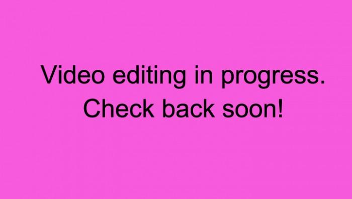 Videoinprogress