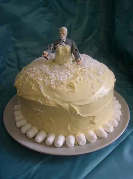 Freudian Slip Cake